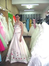 wedding dress factory outlet suzhou s wedding gown speaking of china