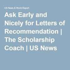 5 tips for securing recommendation letters the college