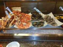 Casino With Lobster Buffet by Seafood At The Buffet At Monte Carlo Casino Picture Of The