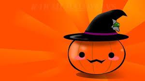 cute halloween desktop background