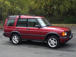 red land rover used land rover discovery 2 5 td5 gs 5 seat 5dr for sale in
