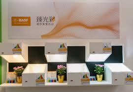 innovative materials basf showcases innovative materials to make flat panel displays more