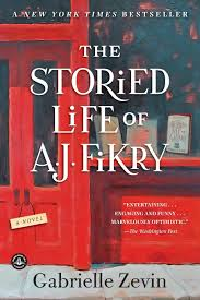 amazon black friday wiki the storied life of a j fikry a novel gabrielle zevin