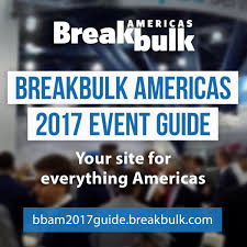 breakbulk americas 2017 exhibitor list breakbulk events u0026 media
