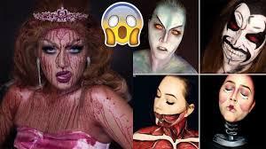 best halloween makeup ideas for 2017 youtube