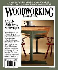 woodworking magazine issue 6 shopwoodworking