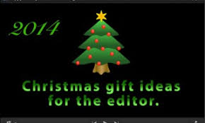 christmas gift ideas for the editor 2016 edition by scott