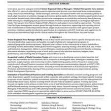 Clinical Trial Manager Resume Interview Essay