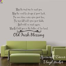 Wall Decal For Living Room Compare Prices On Irish Wall Decals Online Shopping Buy Low Price