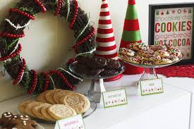Home Decorating Party by Decor Cool Holiday Cookie Decorating Party Cool Home Design
