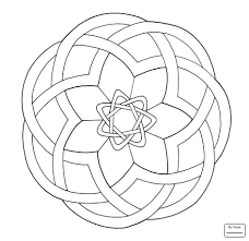 coloring pages for celtic arts culture basic celtic cross