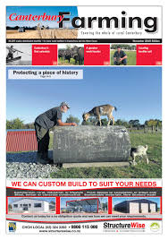 canterbury farming november 2016 by northsouth multi media ltd