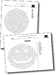 word search generator create your own printable word find