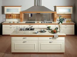 cool idea in replacement kitchen cabinet doors to give new white