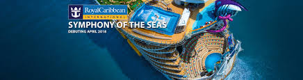 Enchantment Of The Seas Deck Plan 3 by Royal Caribbean U0027s Symphony Of The Seas Cruise Ship 2018 Symphony
