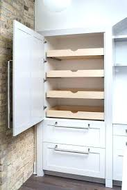 pull out drawers in kitchen cabinets kitchen pull out drawers enhafalluxsecrets info