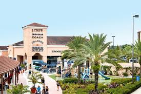 Orlando Premium Outlets Map by Orlando Vineland Premium Outlets 8200 Vineland Ave Orlando Fl