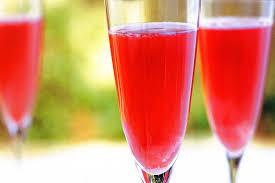 cosmopolitan drink cosmopolitan champagne