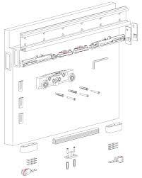 Porta Scorrevole Esterna Dwg by Magic Prodotti Ternoscorrevoli Sistemi Scorrevoli Per Porte