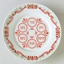 modern seder feast your on these antique and modern seder plates