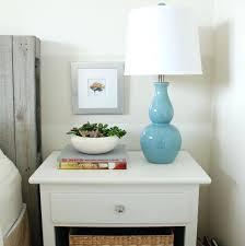 table lamp small light blue table lamp porcelain floor shade