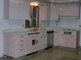 repainting metal kitchen cabinets painting old metal kitchen cabinets kitchen paint metallic glaze on