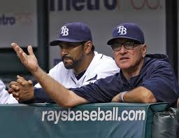 Baseball Bench Coach Duties Martinez Reunites With Maddon Cubs