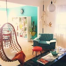 Teal Lounge Chair Best 25 Midcentury Hanging Chairs Ideas On Pinterest Midcentury
