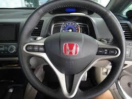 logo honda honda red steering logo lyallpur modifyers