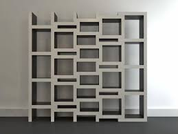 Idea Bookshelves Furniture Mesmerizing Modular Bookshelves With Black Iron Cube