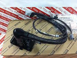 2005 2015 genuine oem toyota tacoma trailer 7 pin wire harness