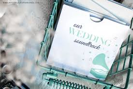 free wedding gifts free printables give guests the gift of with cd wedding