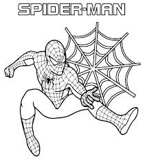 printable coloring pages spiderman free printable spiderman coloring pages free printable coloring