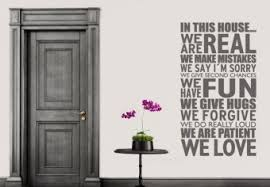 wall words and inspirational quotes home decor shop decorative