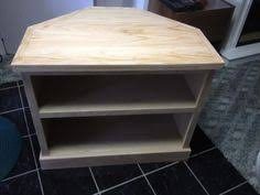 how to build your own diy corner tv stand things for my future