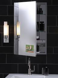 bathroom lighting with electrical outlet small bathroom wall cabinet bathroom light fixtures home depot