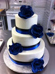 wedding cake royal blue best 25 royal blue wedding cakes ideas on navy blue