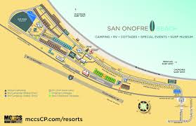Naval Base San Diego Map by San Onofre Beach Cottages U2014 Mccs Camp Pendleton