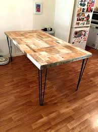 Pallet Table For Sale Dining Table Upcycle Pine Dining Table Upcycled And Chairs For