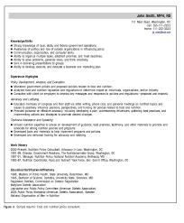 dietitian resume sample 5 computer science major resume resume