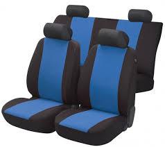 siege peugeot 807 peugeot 807 housse siège auto kit complet noir bleu