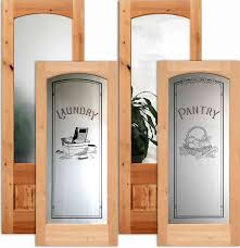 home design interior french doors opaque glass craftsman