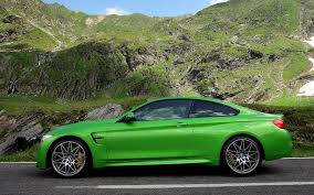 java green bmw high altitude test drive