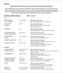 Free Hair Stylist Resume Templates Hairstylist Job Description Hair Stylist Resume Template Free