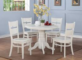 awesome white kitchen table and chairs for interior designing home