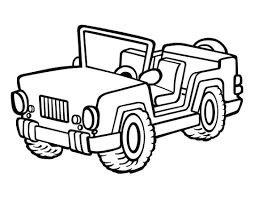 imagenes de ferraris para dibujar faciles carro para colorear