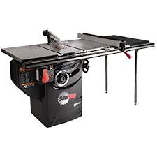 Table Saw Cabinet Plans Sawstop Pcs175 Tgp236 1 75 Hp Professional Cabinet Saw Assembly