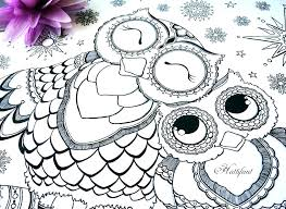 printable owl art coloring pages christmas free owl outline art page baby printable