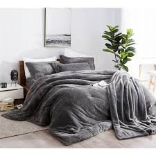 charcoal bedding byb coma inducer comforter charcoal free shipping today