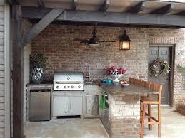 outdoor kitchens ideas fancy black ceramic jug black granite